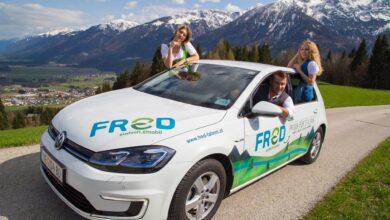 FReD fahren, E-Carsharing, www.gailtal.news