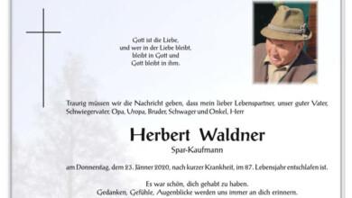 Herbert Waldner