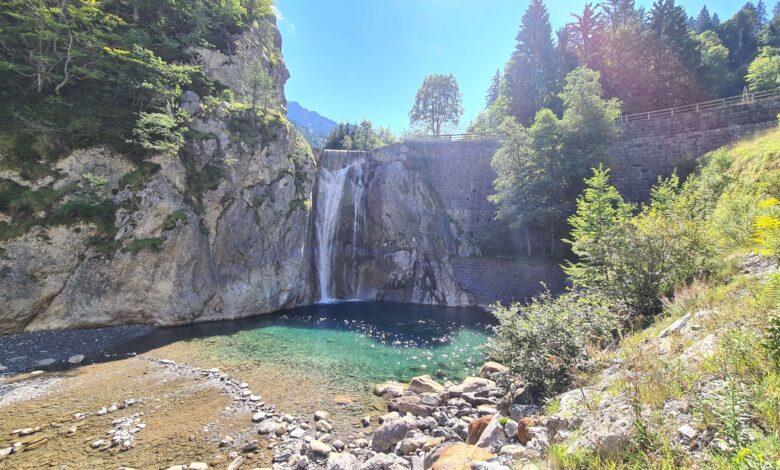 © Wasserfall Tröpolach Business-Network